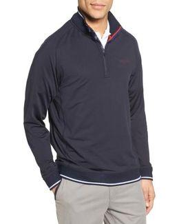 Par Half Zip Golf Pullover