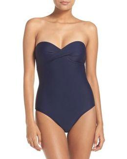 Bandeau One-piece Swimsuit