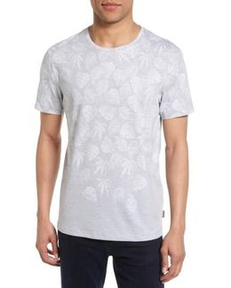 Montana Leaf Graphic T-shirt