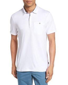 Charmen Jersey Polo