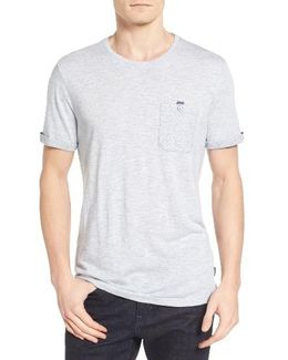 Apel Print Pocket T-shirt
