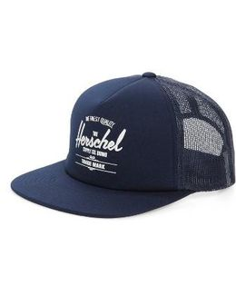 Whaler Mesh Snapback Cap