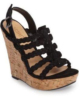 Abigally Wedge Sandal
