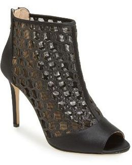 Holt Ii Glittery Cage Sandal