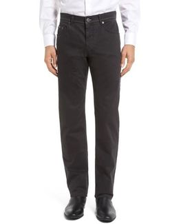 Luxury Stretch Modern Fit Trousers