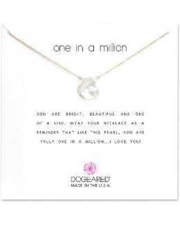 Reminder - One In A Million Keshi Pearl Pendant Necklace