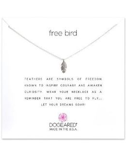 Reminder - Free Bird Pendant Necklace