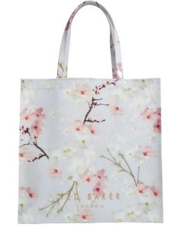 Cherry Blossom Large Icon Tote