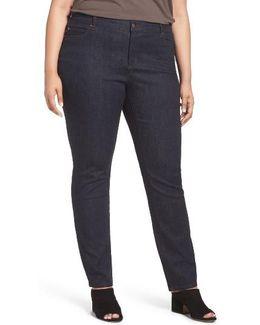Organic Cotton Stretch Skinny Jeans