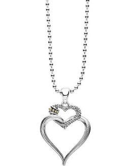 Beloved Heart Pendant Necklace