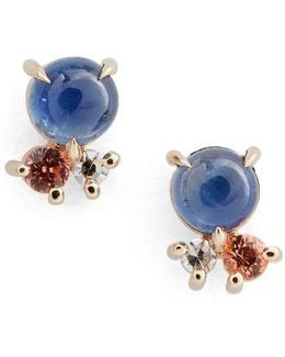 Sapphire & Diamond Earrings (nordstrom Exclusive)