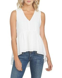 1. State High/low Blouse