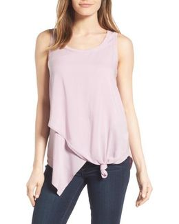 Knotted Asymmetrical Tank