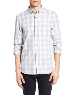 Lifeline Check Sport Shirt