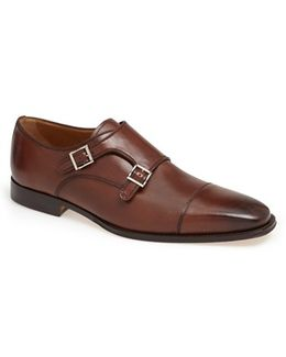 'classico' Double Monk Strap Slip-on