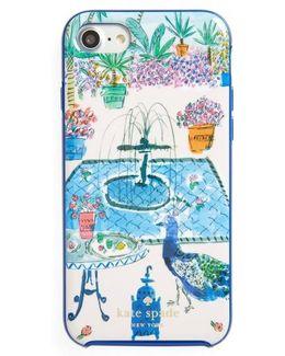 Jeweled Garden Iphone 7 Case