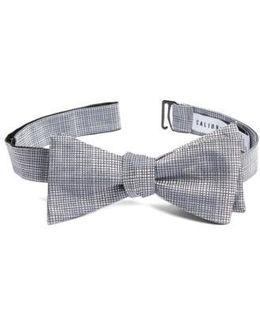 Saffron Silk Bow Tie