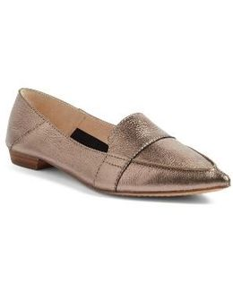 Maita Pointy Toe Flat