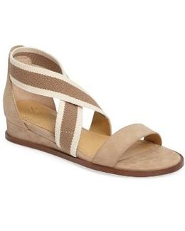 Janae Wedge Sandal