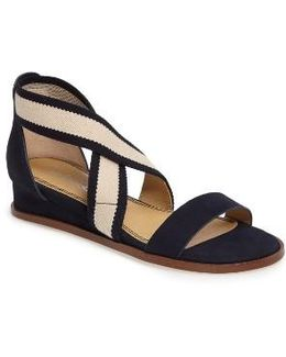 Janae Wedge Sandal