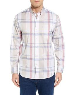 Atlas Plaid Sport Shirt