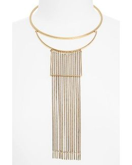 Fallingwater Collar Necklace