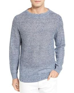 Lino Bay Linen Sweater