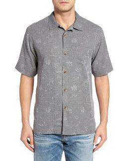 Gulf Shore Marlin Silk Camp Shirt