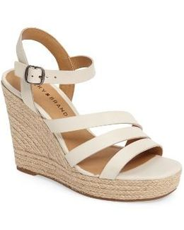Latif Espadrille Wedge