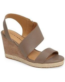 Lowden Wedge Sandal