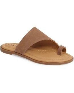 Anora Toe-loop Sandal