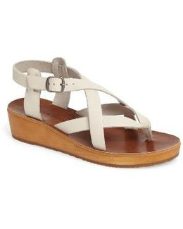 Hadinas Wedge Sandal