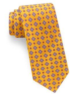 Lansbury Floral Silk Tie
