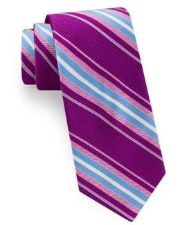 Vero Beach Stripe Silk Tie