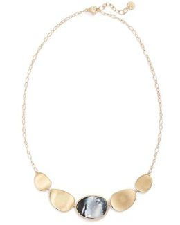 Lunaria Collar Necklace