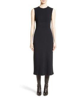 Pesche Midi Dress