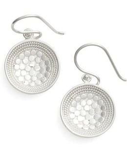 Dish Drop Earrings