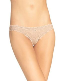 Intimately Fp Lace Thong