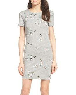 Blossom T-shirt Dress