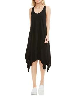 Handkerchief Hem Tank Dress