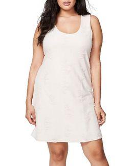 Shredded Tank Dress