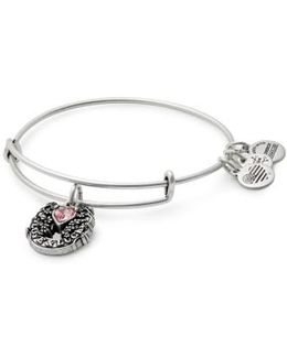 Fortune's Favor Adjustable Wire Bangle