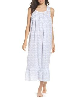 Cotton Lawn Nightgown