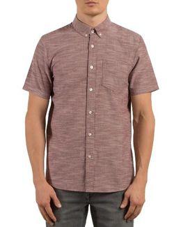 Slub Oxford Shirt