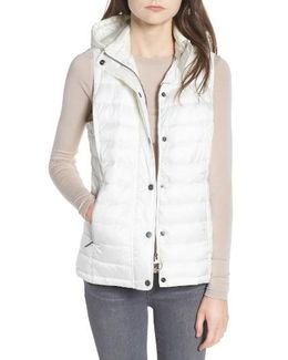Hunbleton Hooded Quilted Vest