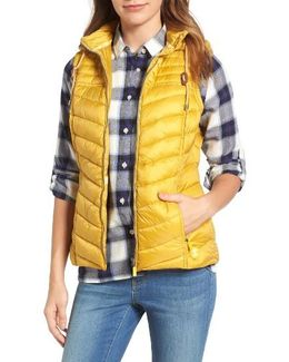 Lowmoore Quilted Hooded Vest