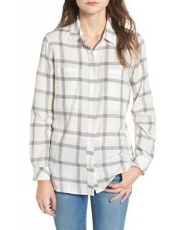 Kelso Check Cotton Shirt