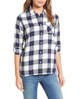 Headland Check Roll Sleeve Shirt