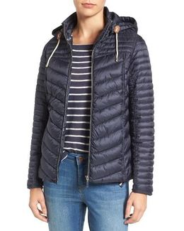 Headland Quilted Hooded Jacket