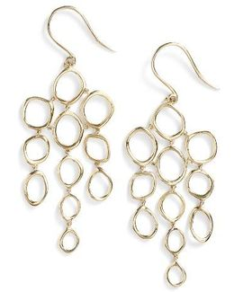 Geo Circle Chandelier Earrings (nordstrom Exclusive)